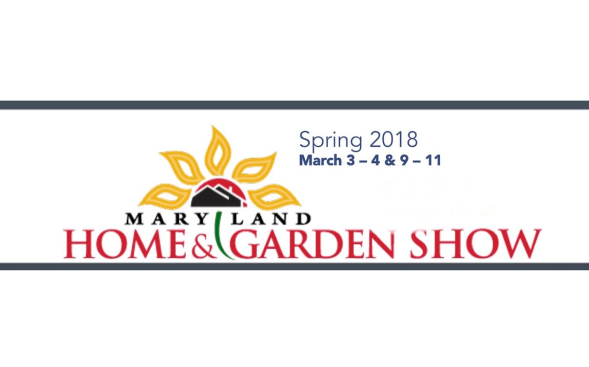 Upcoming Public Event   March 3rd U0026 4th   Maryland Home U0026 Garden Show